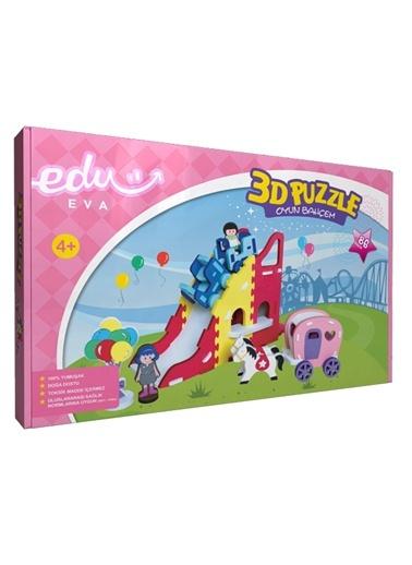 Oyun Bahçem 3D Puzzle-Bebox